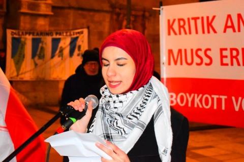 Iman Elghonemi, BDS Austria