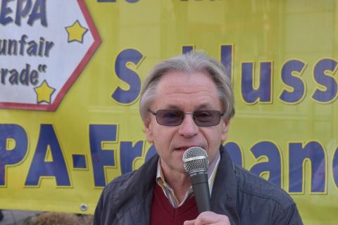 Walter Sauer, Dokumentations- und Kooperationszentrum Südliches Afrika SADOCC