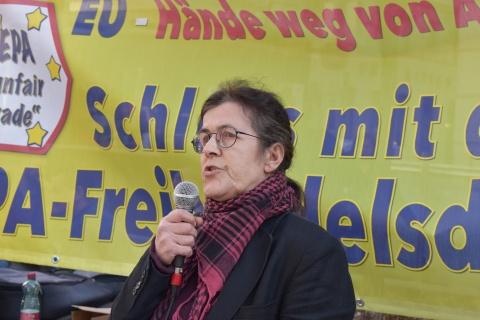 Johanna Weichselbaumer, Solidarwerkstatt Österreich
