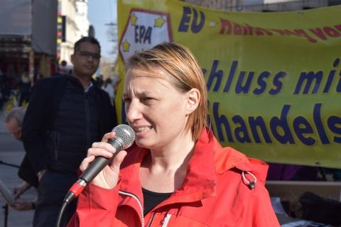 Moderation: Irina Vana, Antiimperialistische Koordination (AIK)