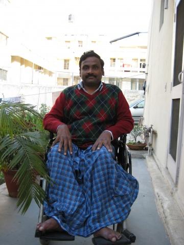 Dr. G.N. Saibaba