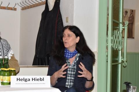 Helga Hiebl, Autonomer Gesellschaftspolitischer Initiativenbereich im WUK