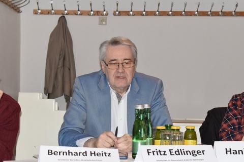 Fritz Edlinger, GÖAB