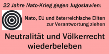 22 Jahre NATO Krieg