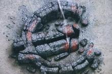 Euro burned