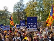 Arrest of Puigdemont - EU shame on you