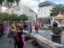 Feministischer Aktionstag Meidling 12.6.20