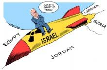 Karikatur von Carlos Latuff