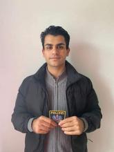 Osama Khaled Joda, Wiener aus Palästina