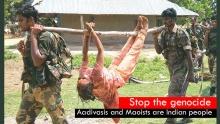 Verfolgung von Ureinwohnern in Indien