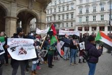 Kundgebung Wien in Solidarität mit dem sudanesischen Volksaufstand