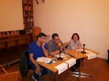 Firas Hamda, Imad Garbaya, Monika Mokre